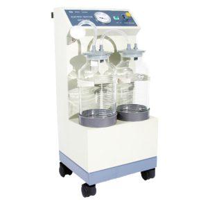 Aspirateur de Chirurgie 02 Bocaux 2×3 litres-matlm